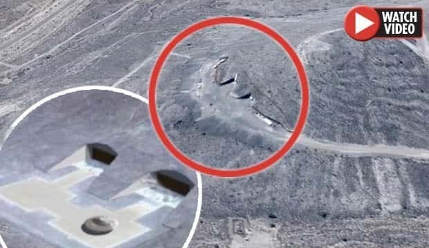 Ένα πολύ μεγάλο μυστικό υποστηρίζει ότι ανακάλυψε ο γνωστός Tyler Glockner κοντά στην κορυφαία μυστική βάση του πλανήτη