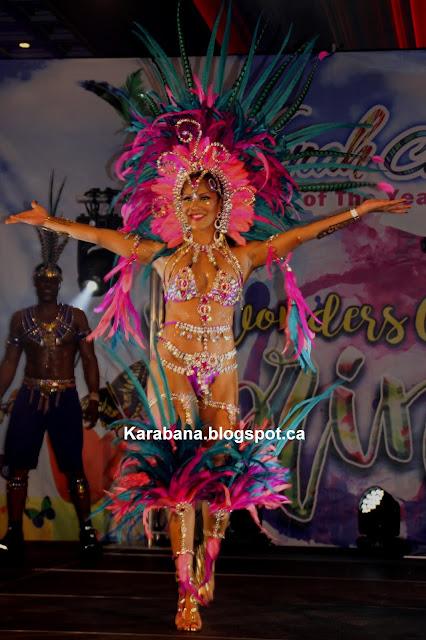 Karabana ~: Saldenah Carnival band launch - Wonders of Spring