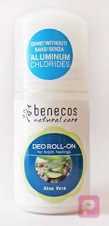 Benecos - Deo roll-on Aloe