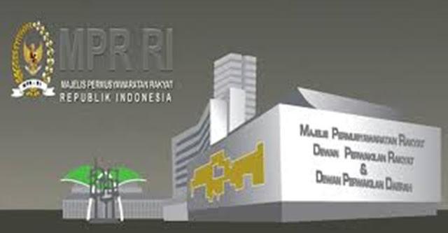 Fungsi Dari Ketetapan Majelis Permusyawaratan Rakyat (MPR)
