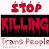 Transgender Set on Fire, Killed by Four Men for Resisting Sexual Assault
