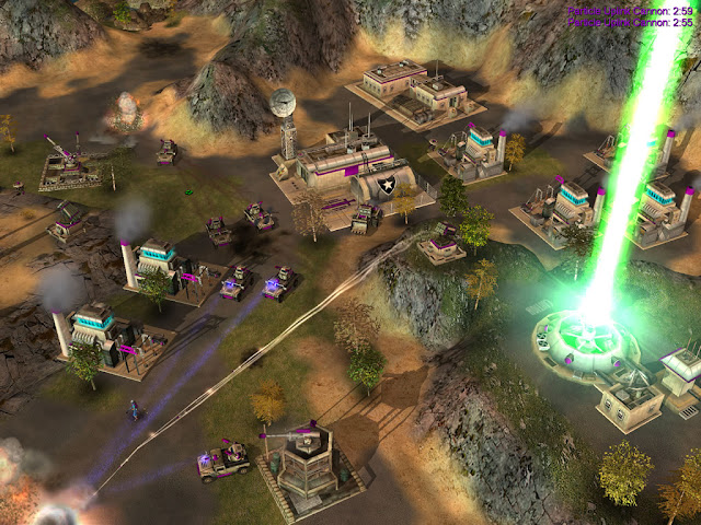 Command and Conquer Generals Zero Hour Download Full Crack