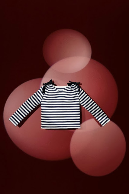 Christian Lacroix for Petit Bateau fashion designer collaboration