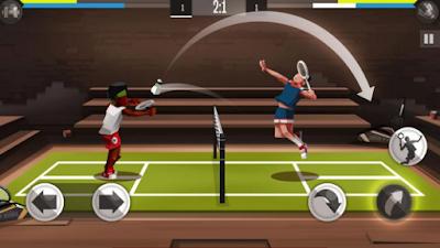 Badminton League Mod Apk Terbaru (Unlimited Money)