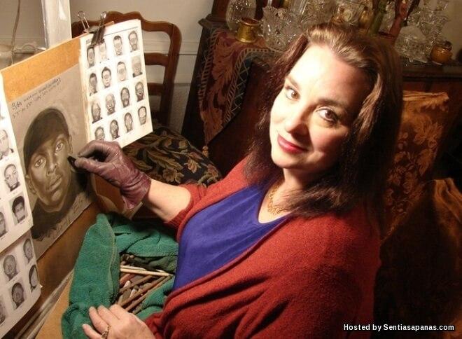 Lois Gibson Pelukis Forensik Paling Tepat Di Dunia!