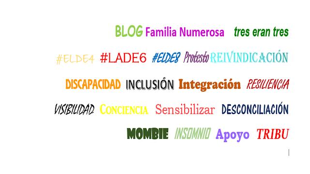 Blog-discapacidad-inclusión-visibilidad-familia numerosa-trimadre-humor