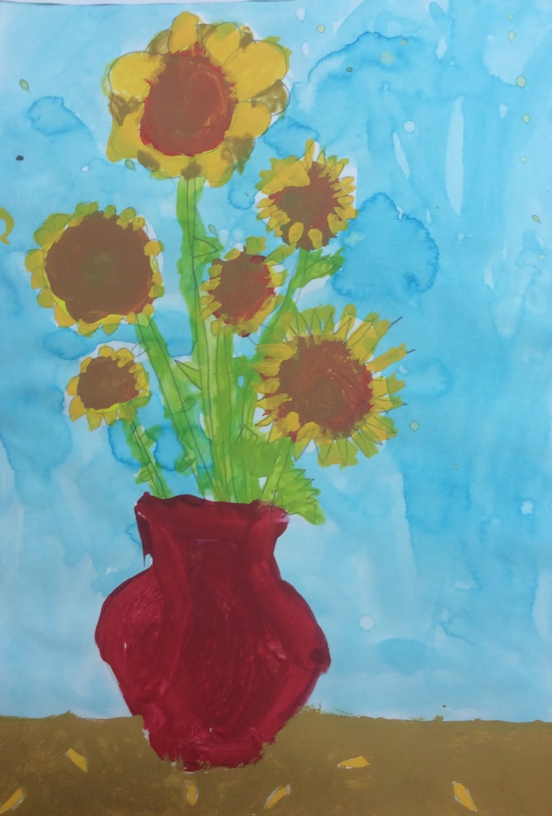 Art With Mrs Elliott Kindergarten Color Mixing And Life Cycle Observation Res
