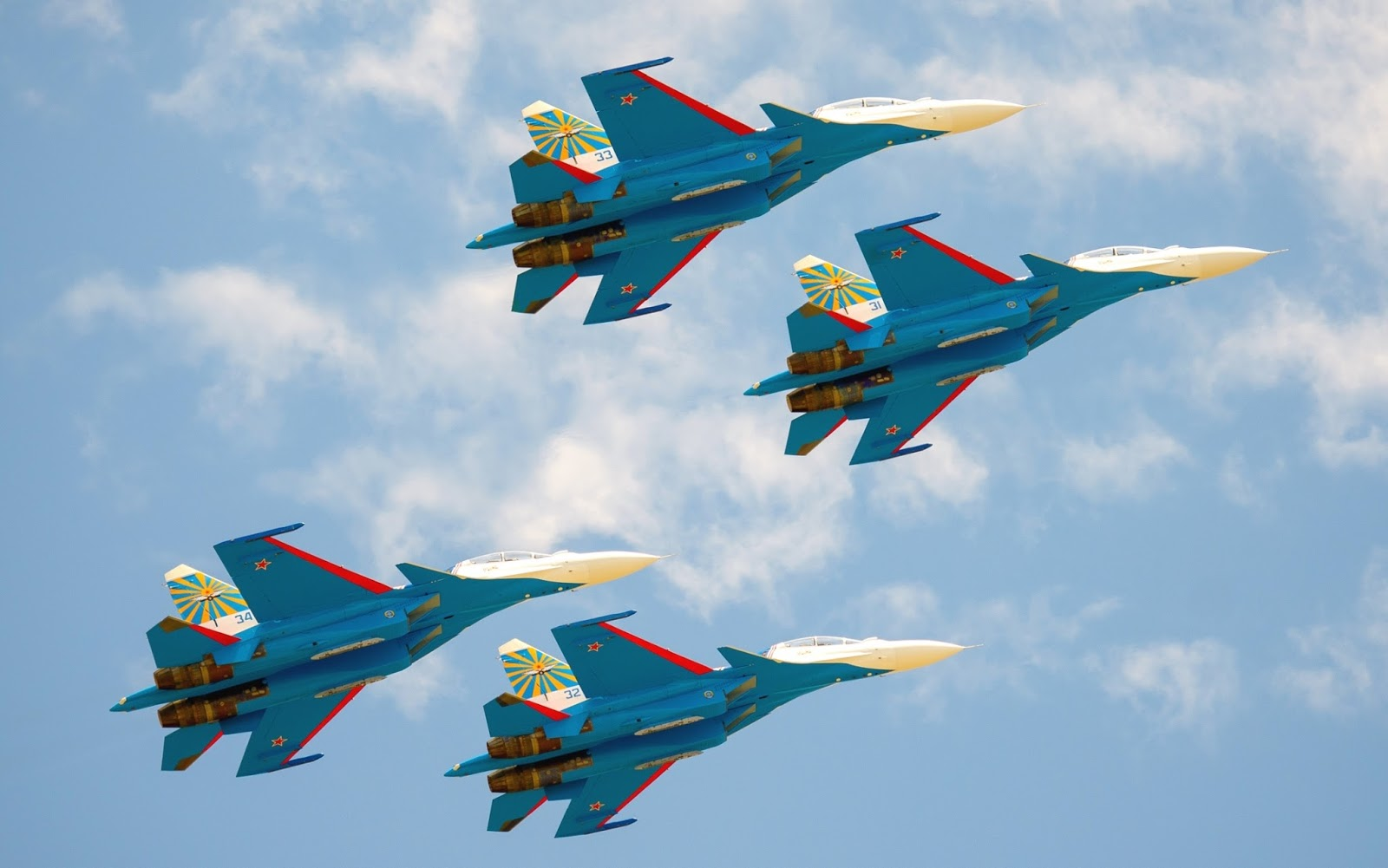 Russian Knights 112