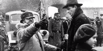 SCHINDLER'S LIST behind the scenes