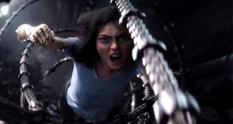 'Alita: Ángel de combate' estrena su tráiler final en español