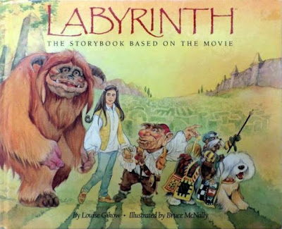 Labyrinth the Storybook