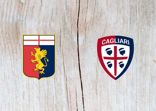 Genoa vs Cagliari - Highlights 18 May 2019