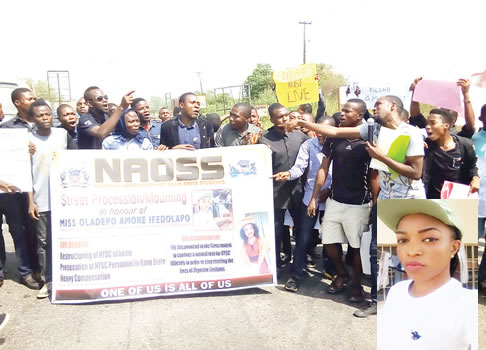 Osun-students-protest-death-of-corps-member