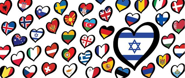 Eurovision, Eurovision Song Contest, ESC, Bingo, Game, Playalong,