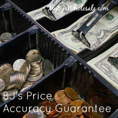 Price Accuracy Guarantee
