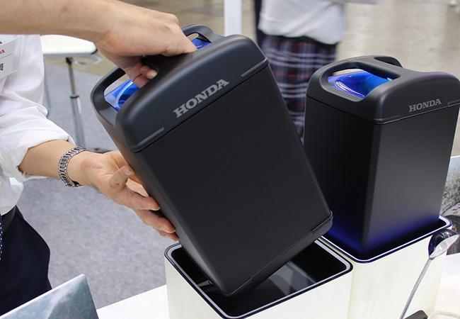 Tinuku Panasonic to supply battery cells to Honda