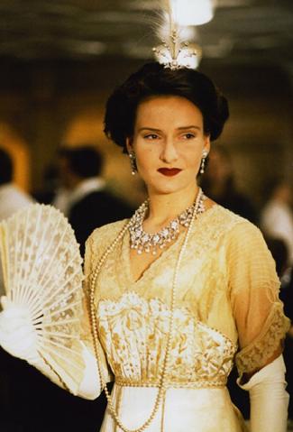 Titanic personagens reais Condessa