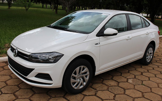 VW Virtus MSI 1.6 de R$ 59.990 reais