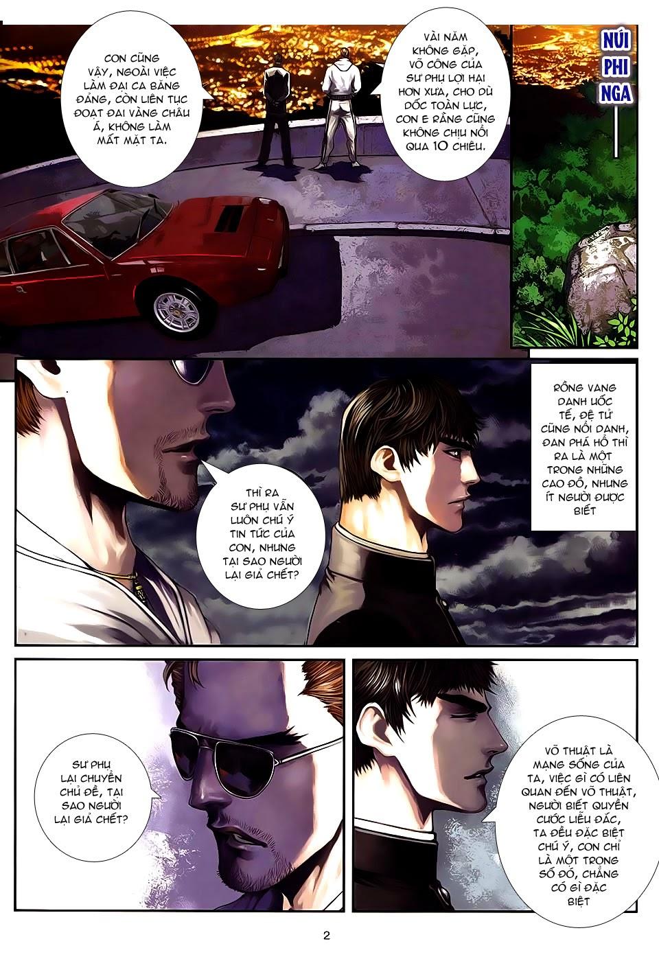 Quyền Đạo chapter 9 trang 2
