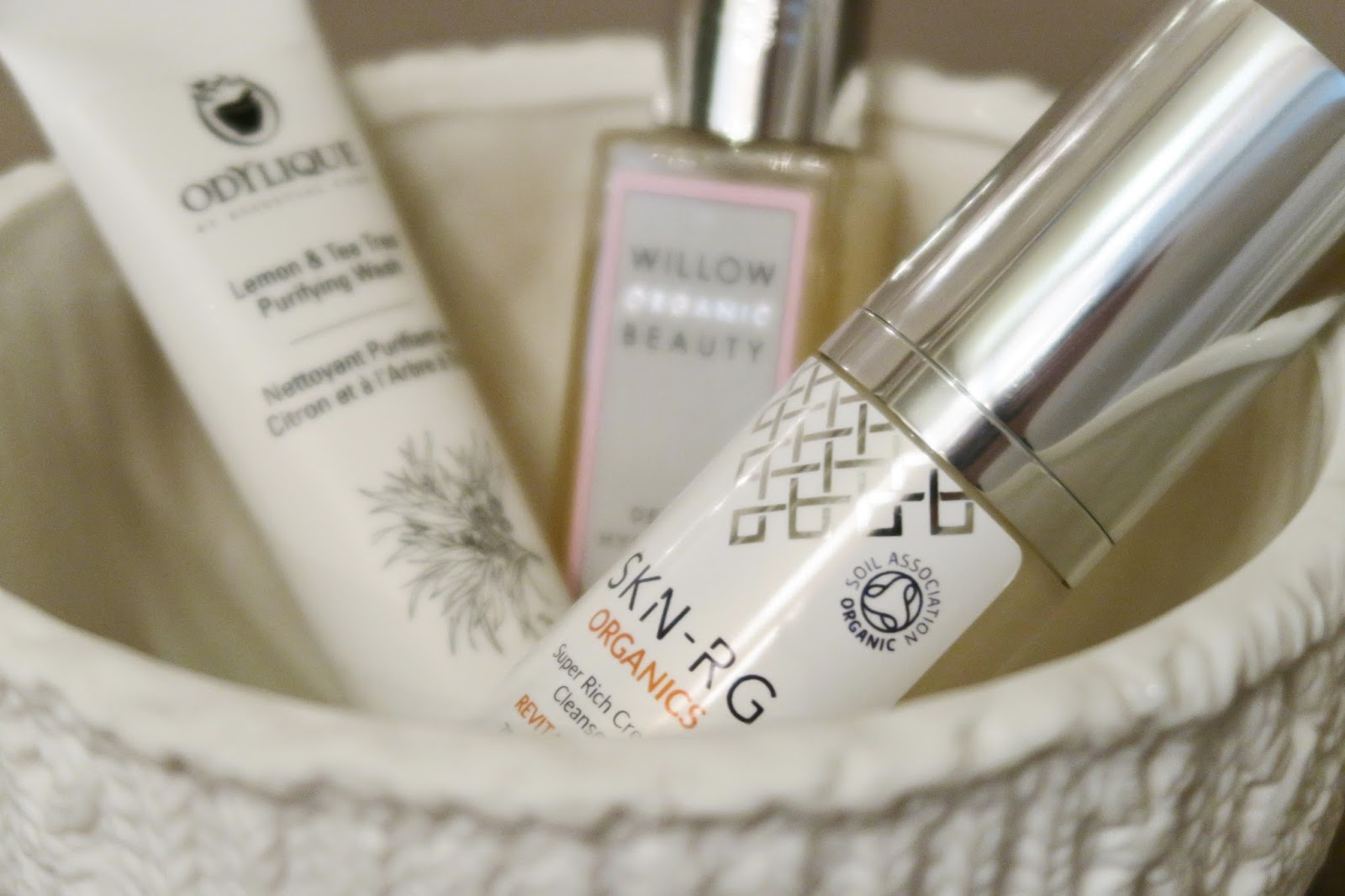 Totally Organic | Soil Association certified skincare brands | SKN-RG