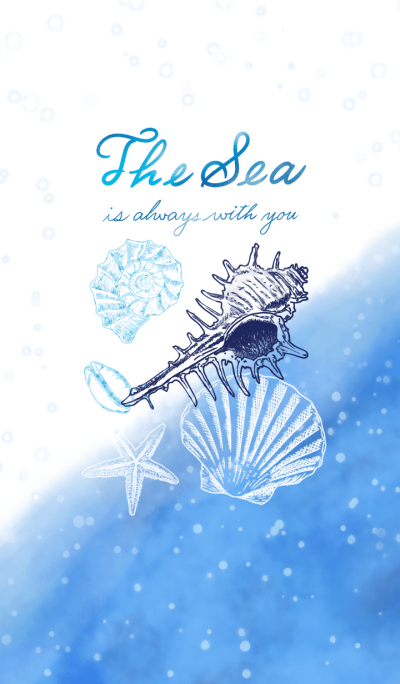 The Sea is always with you