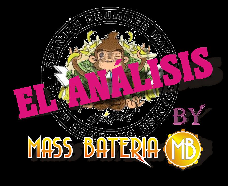 portada del análisis Spanish Drummer Mafia por massbateria
