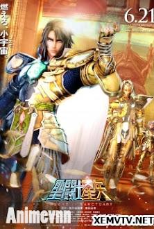 Huyền Thoại Thánh Vực - Đấu Sĩ Seiya 2014 Poster