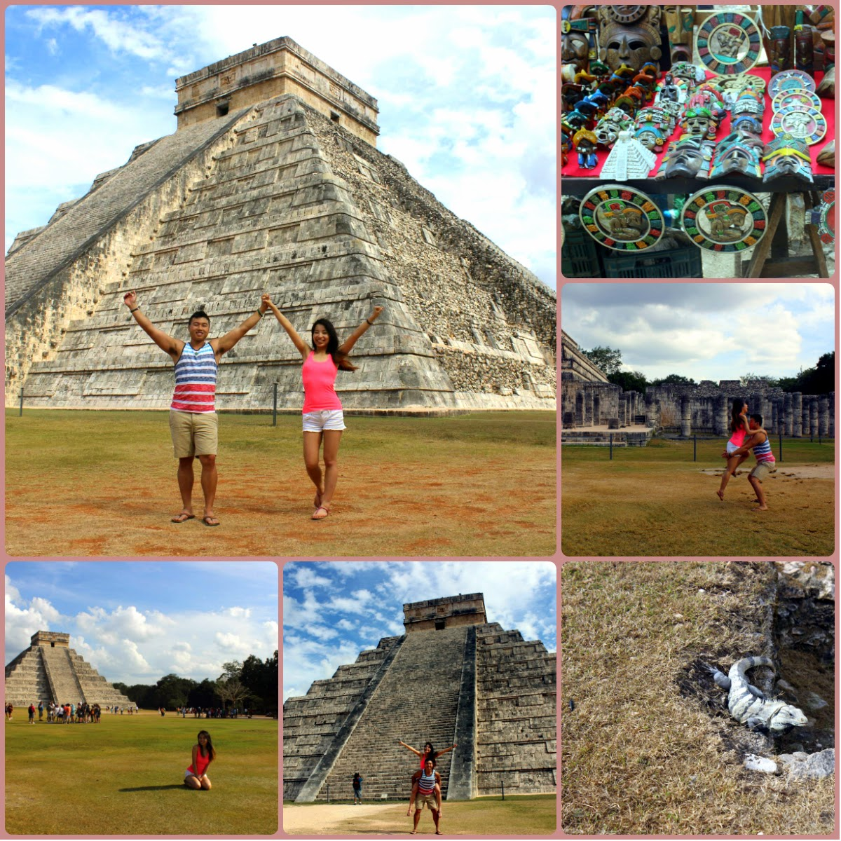 cancun chichen itza review