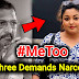 Tanushree Dutta Demands Narco Test And Immediate Arrest For Nana Patekar