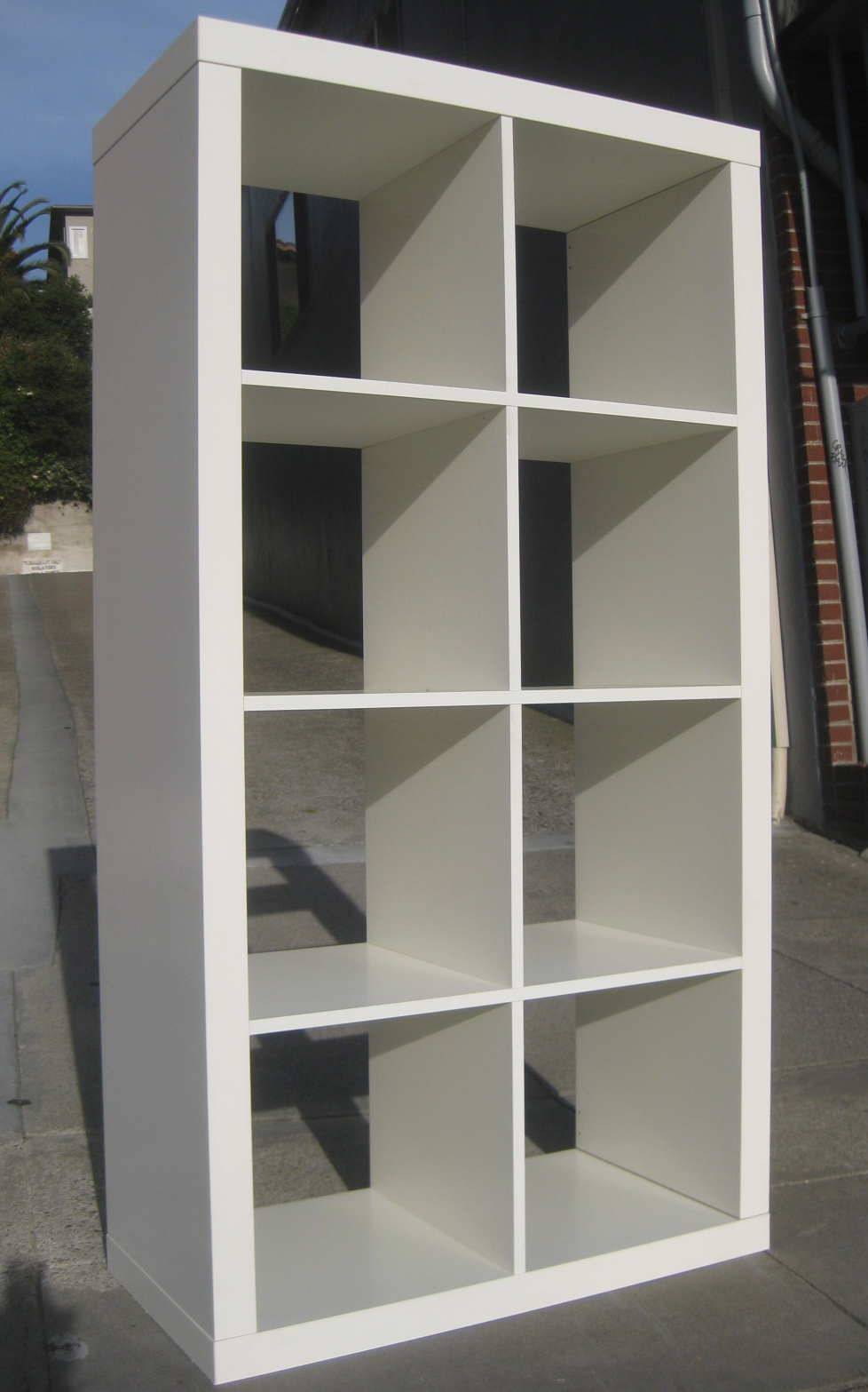Sold Ikea Cube Shelf 45