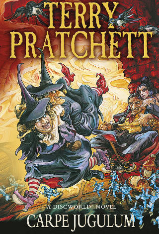 Terry Pratchett - Carpe Jugulum PDF