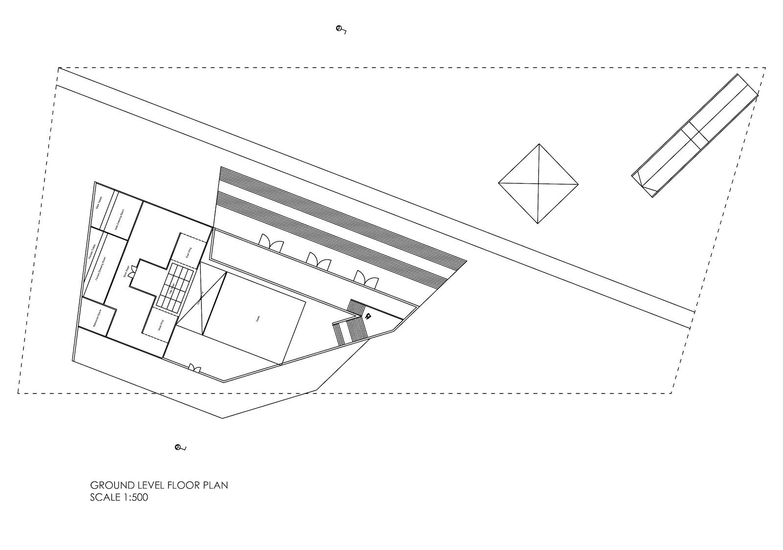 Schematic Design Stage Arch