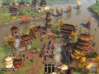Free Download Game Age of Empires III Complete with expansion PC Full