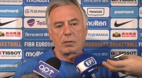 Δηλώσεις Μίσσα, Μπουρούση, Αντετοκούνμπο για το αυριανό παιχνίδι της πρεμιέρας του  Ευρωμπάσκετ- Γεραγωτέλλης: «Πώς παίζει η Ισλανδία»