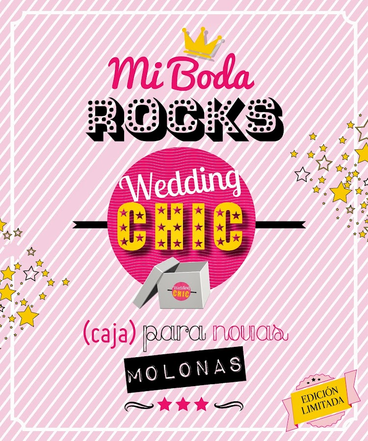 regalo navidad bodas mi boda rocks wedding chic