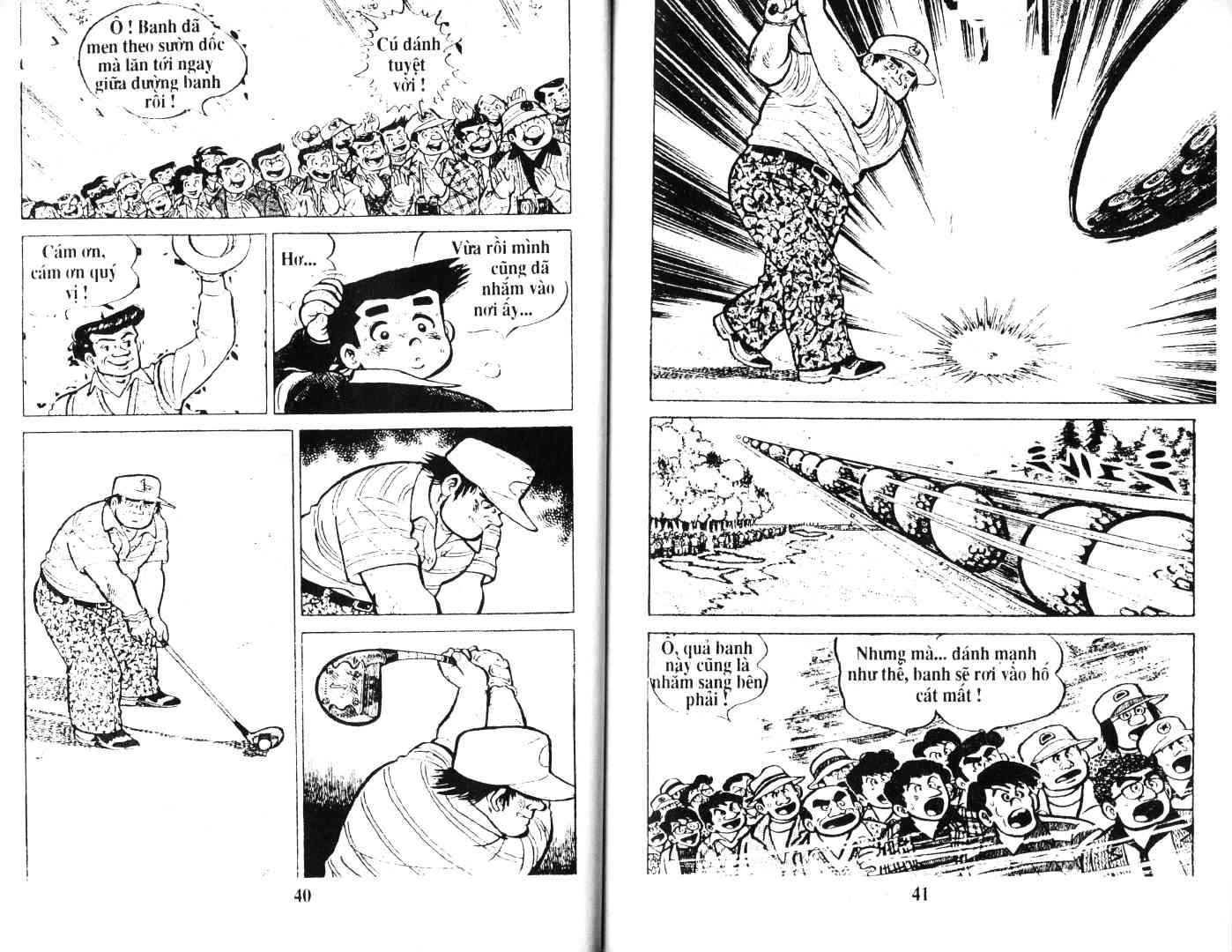 Ashita Tenki ni Naare chapter 38 trang 18