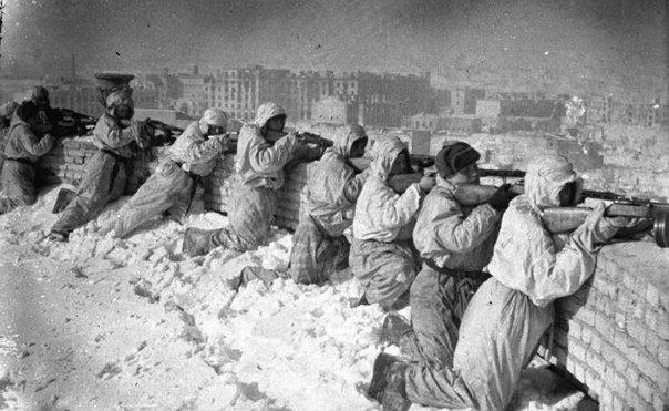 Интересные мистические факты о Сталинградской битве