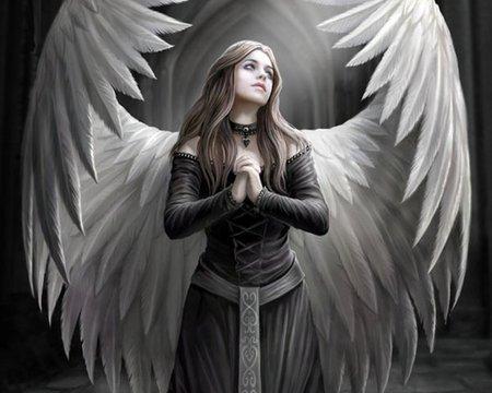 Postado por   193 dria leto   224 s 15 25Anime Girl Light Angel