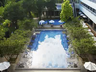swimming pool ambarukmo hotels