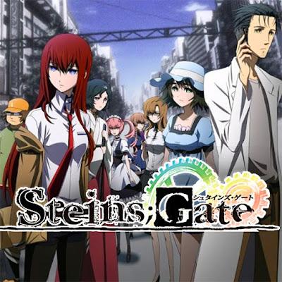 جميع حلقات وفيلم انمي Steins;Gate مترجم عدة روابط
