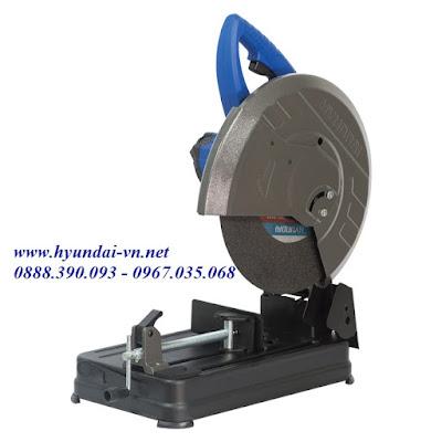 Máy cắt sắt mini cầm tay Huyndai HCS 355P