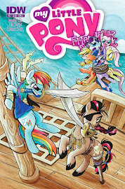 MLP Friendship is Magic #14 Comic