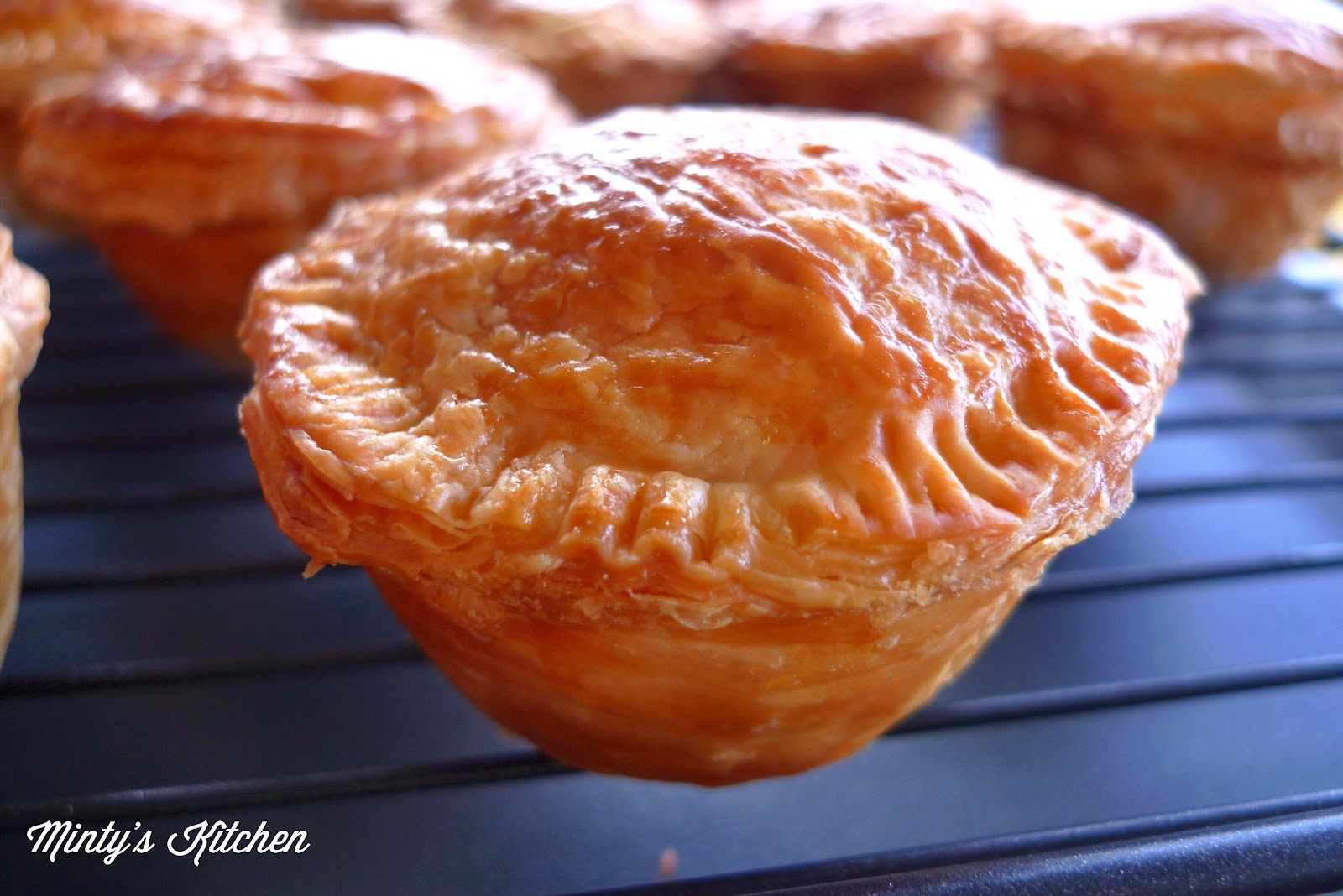Creamy Chicken Pies