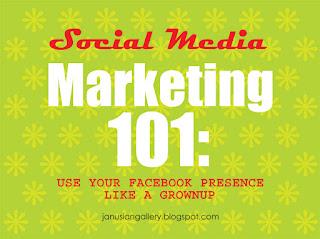 header art for social media marketing article on using Facebook