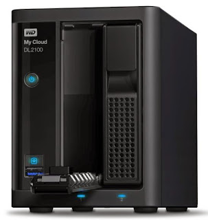WD Launched My Cloud EX2100, EX4100, DL2100 and DL4100