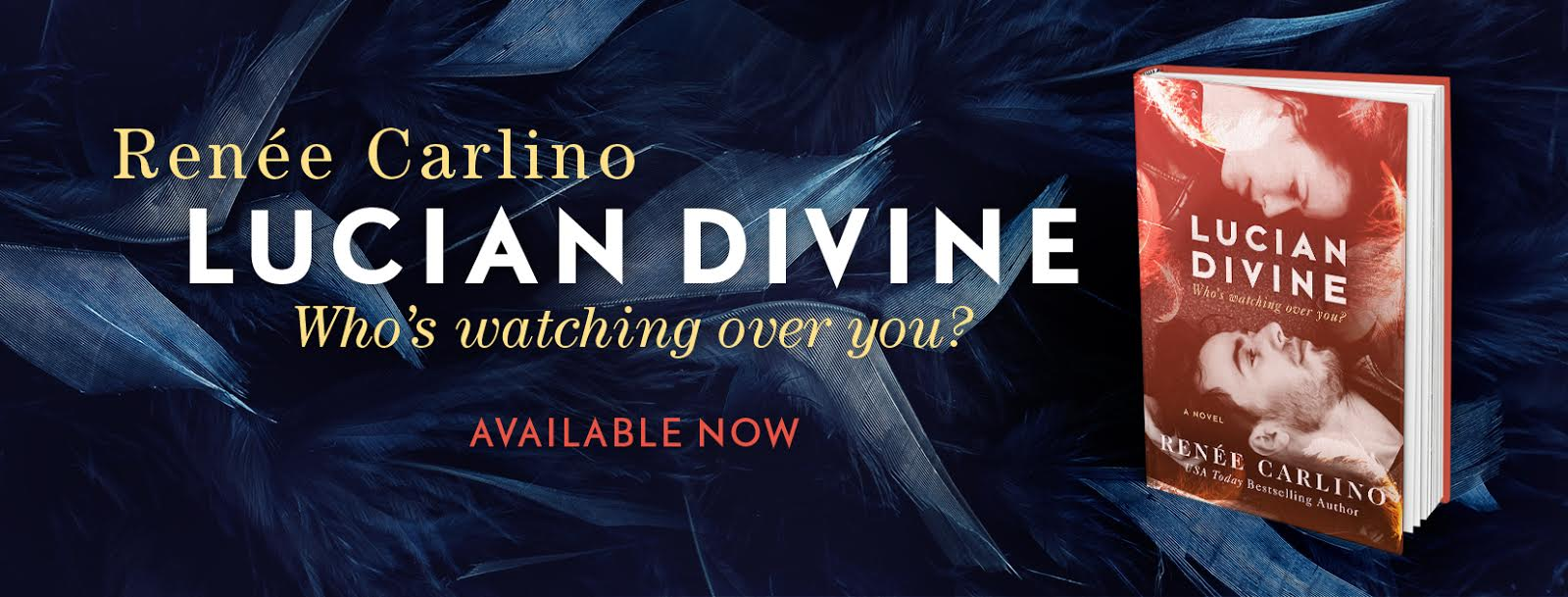 Book Review: Lucian Divine By Renee Carlino
