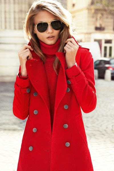 Autumn and Winter Wool Overcoat and Topcoat for Women Gallery 2015 (5)