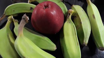 how to mature bananas