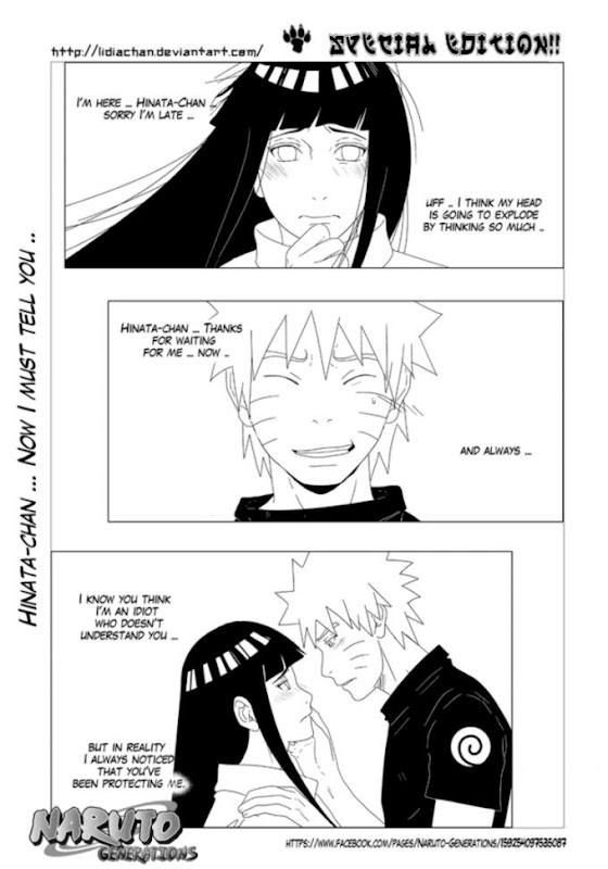 Naruto And Hinata Love Story Fanfiction | HD Wallpapers Plus