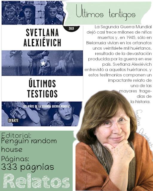 Los últimos testigos - Svetlana Aleksiévich